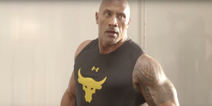 Dwayne 'The Rock' Johnson Posts Workout Supercut To YouTube