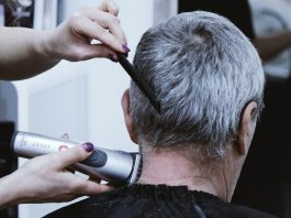 How to Cut Men's Hair at Home With Electric Hair Clippers